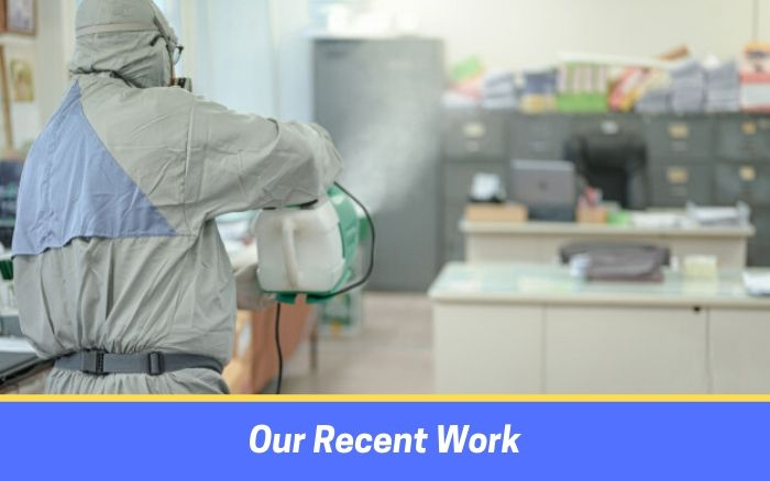 office sanitization and disinfecting brisbane